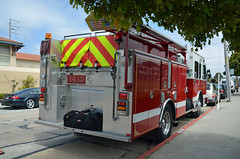 Monterey Fire Engine 6412 (Emergency_Vehicles) Tags: monterey fire engine 6412 spartan station 2 california ca
