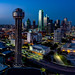 Dallas Aerial from Reunion
