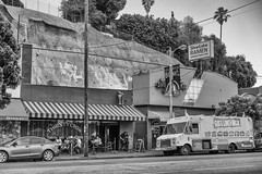 Untitled (ctklink) Tags: fire smoke silverlake losangeles california sony a7ii zeiss carlzeiss nikcollection bw blackandwhite tyler klink