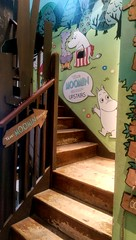 My new favourite shop!! Covent Garden, London (KT-wu) Tags: moomins coventgarden moominshop mumin london