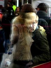 (alessandro nicomedi) Tags: street uomo donna riflesso vetrina gente londra