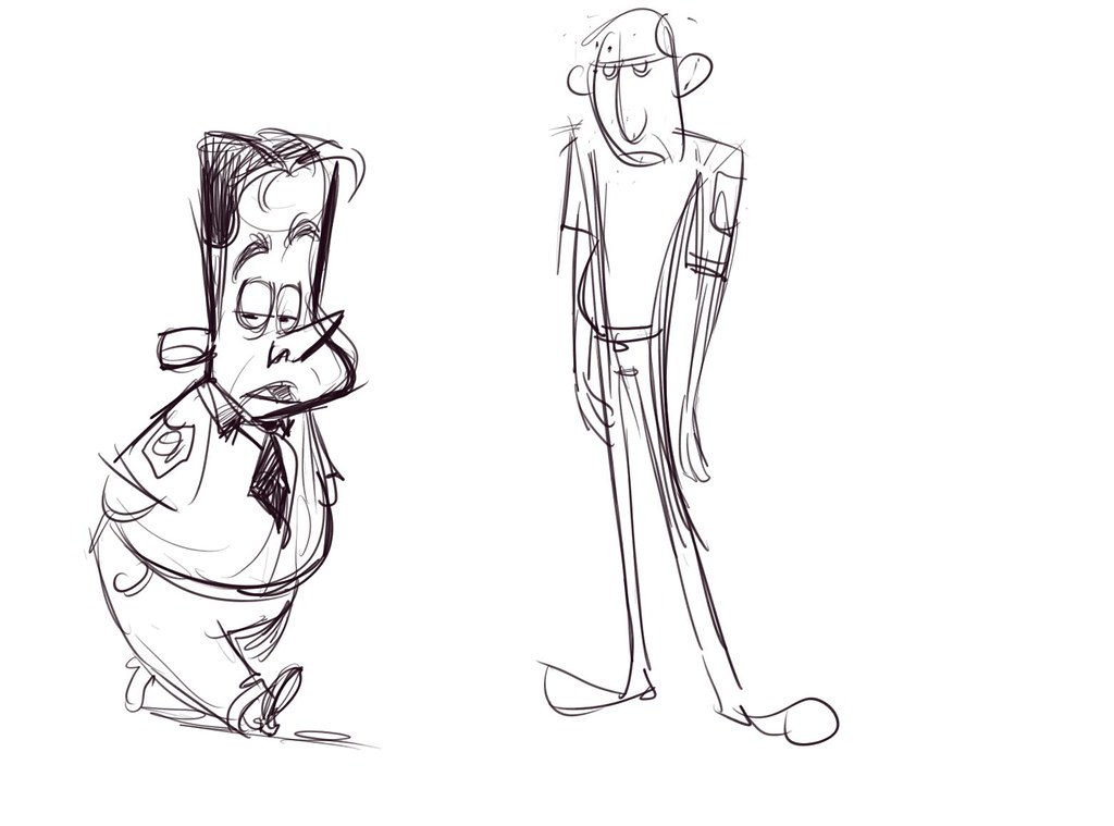 Character Design From Life Drawing : The world s newest photos by character design stephen