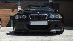 BMW M3 CSL '04 (GonzaloFG) Tags: detail slr ford chevrolet car sport skyline honda spain italia nissan evolution ferrari camaro mclaren enzo bmw gto jaguar mustang m3 ducati audi lamborghini rs m6 m5 challenge avant v8 rs2 spotting csl s2000 e30 nsx gallardo amg drifting rs4 typer gtr trackday murcielago etype quattro gt40 f40 r8 f12 rs6 v12 f50 cosworth nismo e46 r34 e36 berlinetta superleggera 458 899 m3csl desmosedici panigale ftype 275gtb rs3 e92 worldcars circuitodeljarama stralade m235i