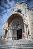 duomo-ancona (garcia.dayne) Tags: blue italy church clouds chiesa duomo nuvoles