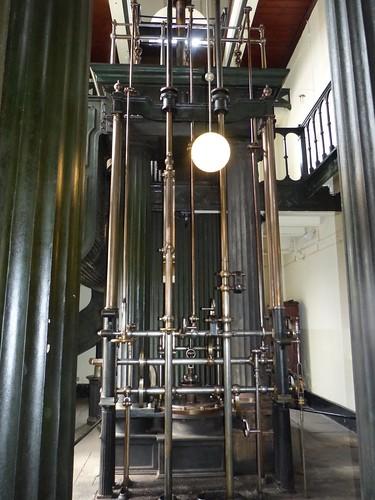 steam kewbridge beamengine 90inch
