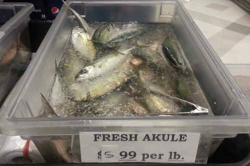 Fresh Akule