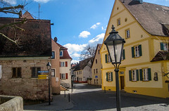 Hilpoltstein Town, Germany
