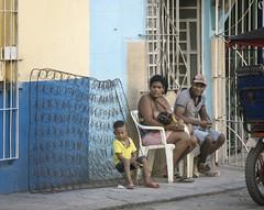 DSC00818_ep (Eric.Parker) Tags: boy woman man bars havana cuba mother breastfeeding habana 2015 bedspring havanacentro viejahabana