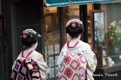 Maiko (MimiLaParisienne) Tags: japan kyoto maiko geiko geisha
