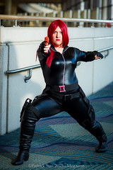 SP_45600 (Patcave) Tags: costumes black anime film canon comics movie eos book photo dc costume orlando comic photoshoot cosplay f14 culture 85mm sigma pop hallway fantasy convention comicbook scifi snapshots megacon marvel widow ef 1740mm f4 avengers 2015 patcave 5d3 megacon2015