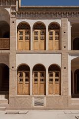 Kashan, Iran (Stephan Nierop) Tags: architecture iran country villa kashan typology