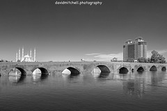 Roman Bridge Adana (davidmitchell.photography) Tags: bridge mosque adana top20bridges