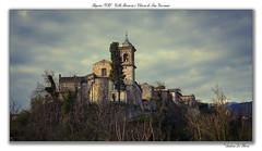 italy alberi nikon italia alba campanile neve sole albero... (Photo: Andrea di Florio (9.000.000 views!!!) on Flickr)
