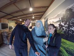 Photo de 14h - Avec Gandalf à Hobbiton  (Nouvelle-Zélande) - 21.05.2014