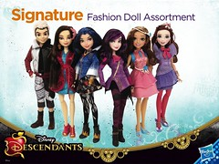 Disney Descendants discussion! (Veni Vidi Dolli) Tags: