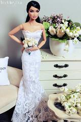 Wedding Day (Verle.) Tags: flowers wedding white love fashion one dolls day dress pure royalty sato the moet chandon kyori