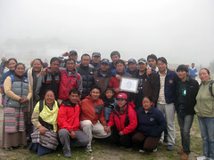 Namche Youth Group Members.JPG