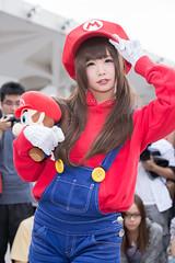 P63_014 (ms09Dom) Tags: cosplay コスプレ マリオ pf22 五木あきら itsukiakira