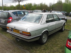 BMW 525i E28 (nakhon100) Tags: cars bmw 525i 5series 5er e28