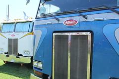 IMG_2826 (RyanP77) Tags: show california b white truck log model shiny trucker international chevy chrome r pete logger gmc peerless kw peterbilt ih kenworth cabover bullnose fruehauf