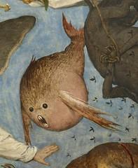 Bruegel Unseen Masterpieces  zoom Fall of the Rebel Angels (VISITFLANDERS) Tags: art museum culture bruegel kmskb flemishmasters visitflanders