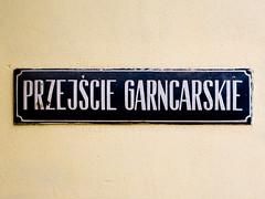 Wrocaw (isoglosse) Tags: sign streetsign poland polska schild polen sansserif wrocaw breslau znak kreska strasenschild tablicaznazwulicy tabliczkaznazwulicy