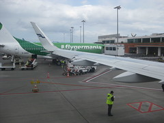 FNC apron   [IMG_5479] (SeppoU) Tags: flight return airbus a321 lento paluu sharklet fnchel