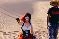 May the Force-504 (BJermaine) Tags: california film canon star starwars desert cosplay rey production lightsaber wars producer harleyquinn 4k productionstills elcentro bmcc fanfilm may4th imperialsanddunes maythefourth maytheforce champrobinson bjermaine bejermaine brandonjermaine imaginationupgraded brandonchamprobinson