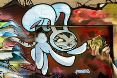 Cash grab (Paul Henman) Tags: toronto ontario canada graffiti sunday photowalk parkdale 2016 topw paulhenman torontophotowalks paulhenmanphotographyca httppaulhenmanphotographyca topwpkdl