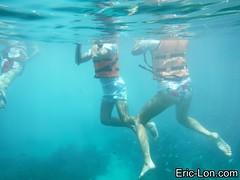 Raya Island Phuket snorkeling (24) (Eric Lon) Tags: sea mer fish swim stars thailand island nager holidays jellyfish ile diving snorkeling corals poissons etoiles coraux meduse plonger ericlon