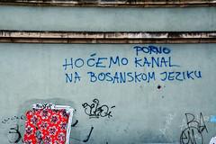 Mostar (Bosnia and Herzegovina) - Porn Channel (Danielzolli) Tags: mostar bosnia porno porn herzegovina kanal language hercegovina sprache bosna bosniahercegovina bosnien bosnaihercegovina bosnienherzegowina bosnienundherzegowina bosnahercegovina bosniaandhercegovina bosnienundherzegovina herzegowina bosnianlanguage   bosnieethercegovine bosniayhercegovina  bosanskijezik