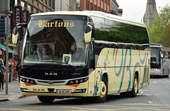 161KE2418 (Irishbuses) Tags: bartons beulas bartontransport irishcoaches man19360