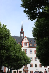 Johannes Gutenberg University of Mainz (pegase1972) Tags: germany europe university mainz allemagne
