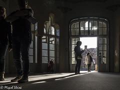 La llum ... a Sant Pau !! - The light ... in Sant Pau (Miquel Lleix Mora [NotPRO]) Tags: barcelona espaa catalunya es santpau miquellleix