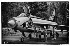 BAC Lightning F3 - 16 (mod) (NickJ 1972) Tags: night photo shoot photoshoot aviation c ground nightshoot f3 lightning lpg proving bac 2016 englishelectric britishaircraftcorporation bruntingthorpe xr713