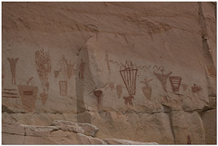 DSC_1094 (Wandering The West) Tags: art rock utah native american canyonlandsnationalpark horseshoecanyon rockart