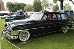 Chrysler New Yorker Town & Country Station Wagon 1951 (johnei) Tags: chrysler newyorker towncountry wagon