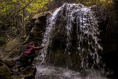 Contatto (Obiettivo Leonch) Tags: sardegna waterfall sardinia natura da fare cascate contatto nurallao