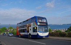 Hop 22 With a View (Better Living Through Chemistry37) Tags: buses 22 transport vehicles vehicle preston publictransport stagecoach scania enviro psv route22 diversions 15665 alexanderdennis stagecoachdevon enviro400 sandringhamgardens n230ud scanian230ud busesondiversion stagecoachsouthwest wa10ghg busessouthwest