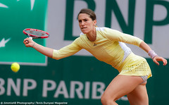 Andrea Petkovic (Jimmie48 Tennis Photography) Tags: france sport tennis wta rolandgarros grandslam 2016 frenchopen andreapetkovic
