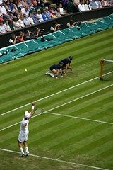 Andy Murray vs Liam Broady (gooey_lewy) Tags: two england london andy club court championship slam day all britain stadium centre united year great lawn champion first kingdom grand tennis liam round winner gb match service block vs championships matches wimbledon murray 130 croquet association serve 509 murrey aeltc 130th broady