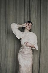 Muse (Alina Autumn) Tags: new love girl beautiful studio mood hand russia atmosphere fabric fragility