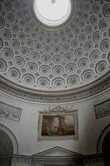 Dome (My photos live here) Tags: england home canon eos hall derbyshire national dome trust derby stately curzon kedleston 1000d