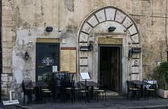 taverna (M.a.r.t.Y) Tags: roma taverna ghetto lovelycity tavoli locale travel explore