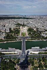 """De la """"Tour Eiffel"""", Paris, France (Gaston Batistini) Tags: tour eiffel paris france trocadero batyistini gbatistini gastonbatistini canon 5dsr"""