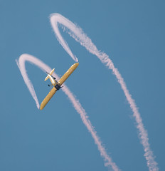 QIAS 2016 - The Joy of Flight (Jay:Dee) Tags: kent pietsch airshows interstate cadet aerobatics flight flying aviation 2016 qias quinte international air show airshow cfb trenton candian forces base