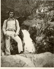 hiking in iran (reza fakharpour) Tags: old family blackandwhite monochrome vintage freedom iran hiking iranian iranians   iranbeforetherevolution