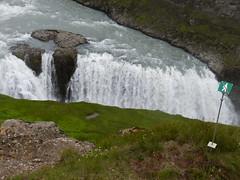 P1870426 Gullfoss waterfall  (14) (archaeologist_d) Tags: waterfall iceland gullfoss gullfosswaterfall