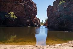 MacDonnell Ranges Ellery Creek Northern Territory