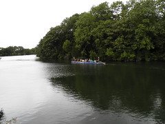 Rowing on the Thames (Normann) Tags: river thames runnymede rowingboat